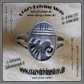 Ring , indianisch , Wellen , oval , traditionell ,...