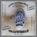 Ring , B�rentatze , oval , Hopi , traditionelle Darstellung